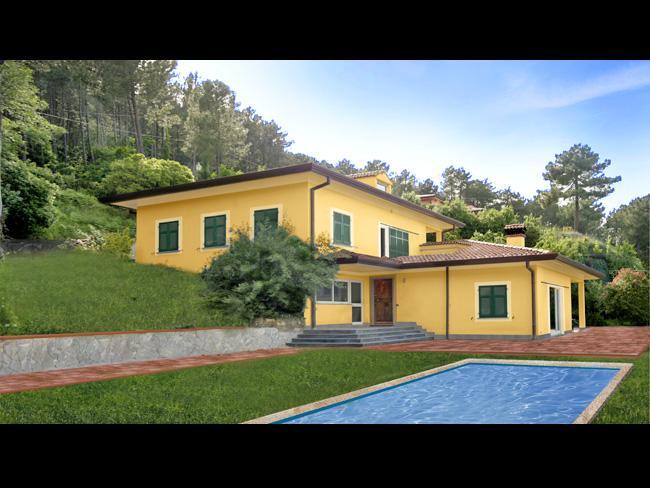 Abitazione 350 m²
