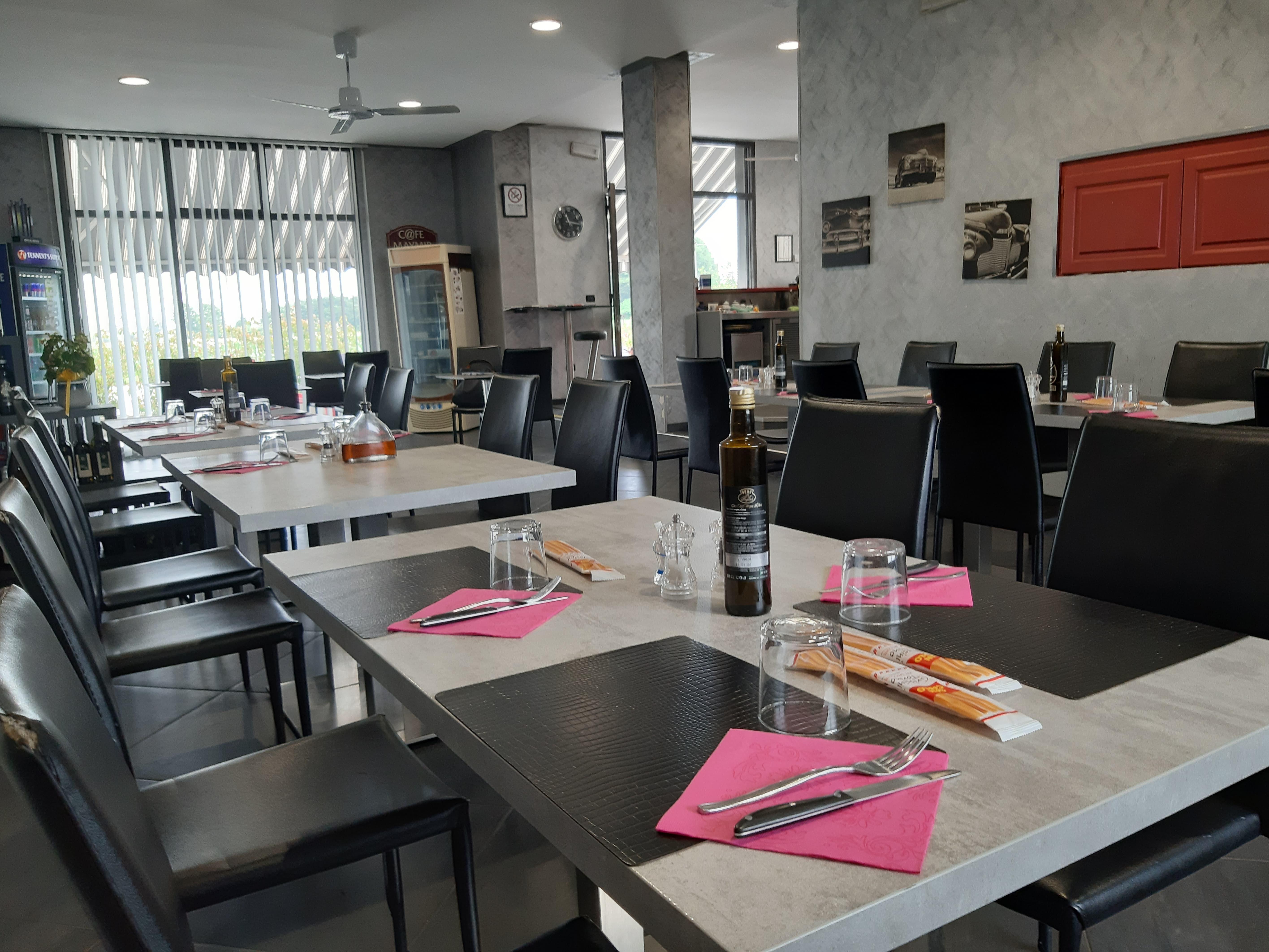 Ristorante gourmet 120 m²