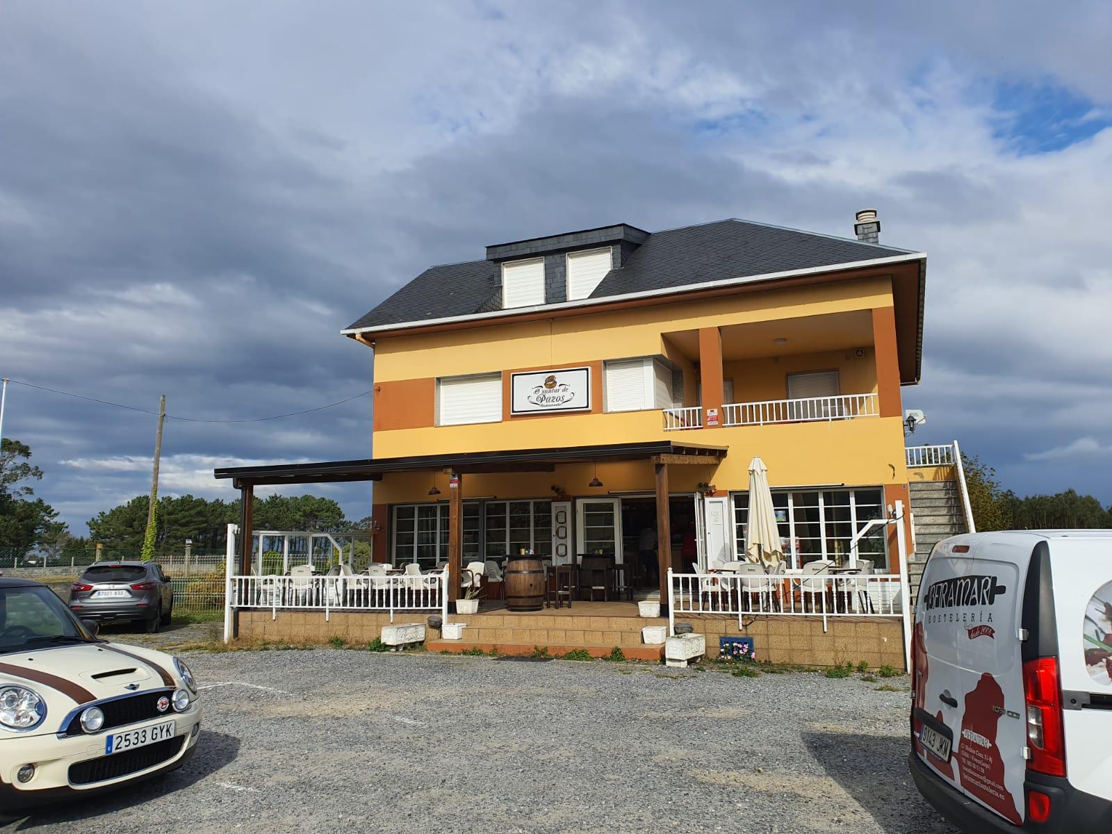 Restaurante 381 m²