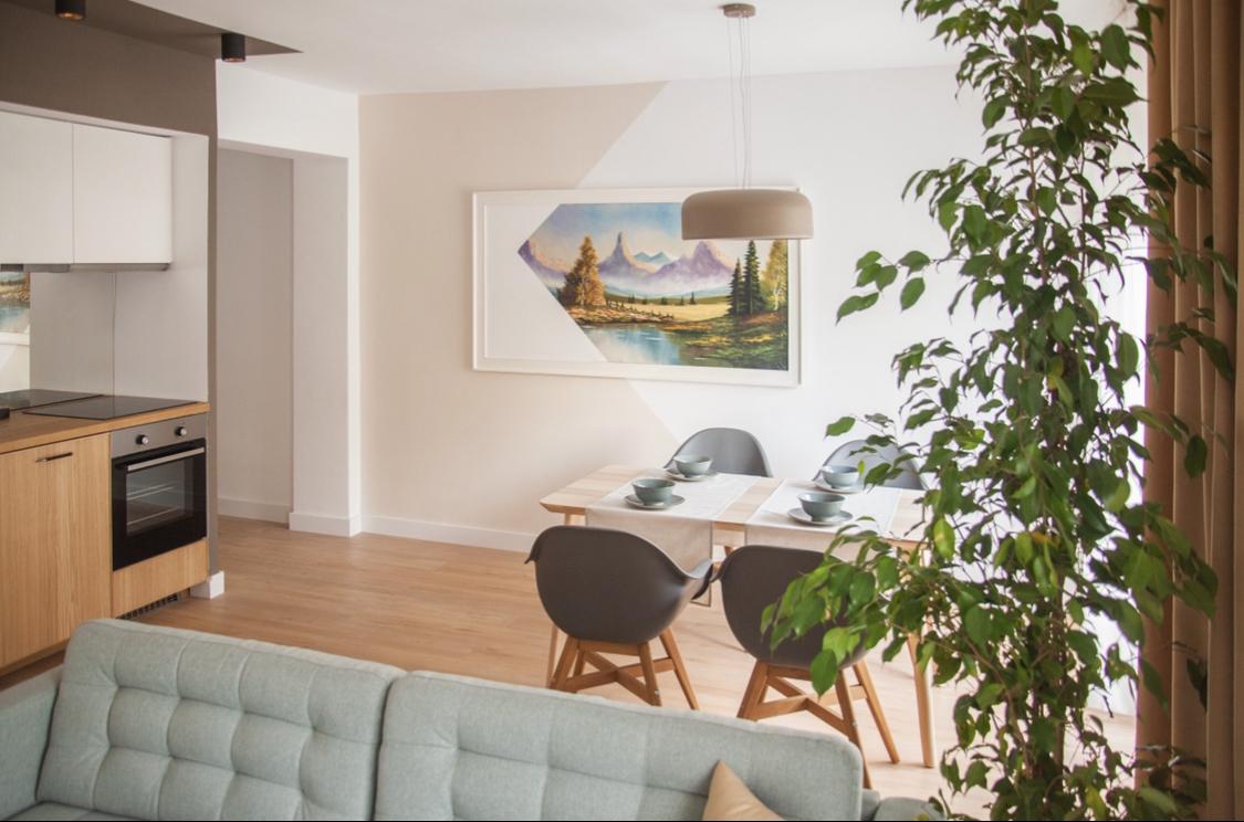 Apartamento 77 m²