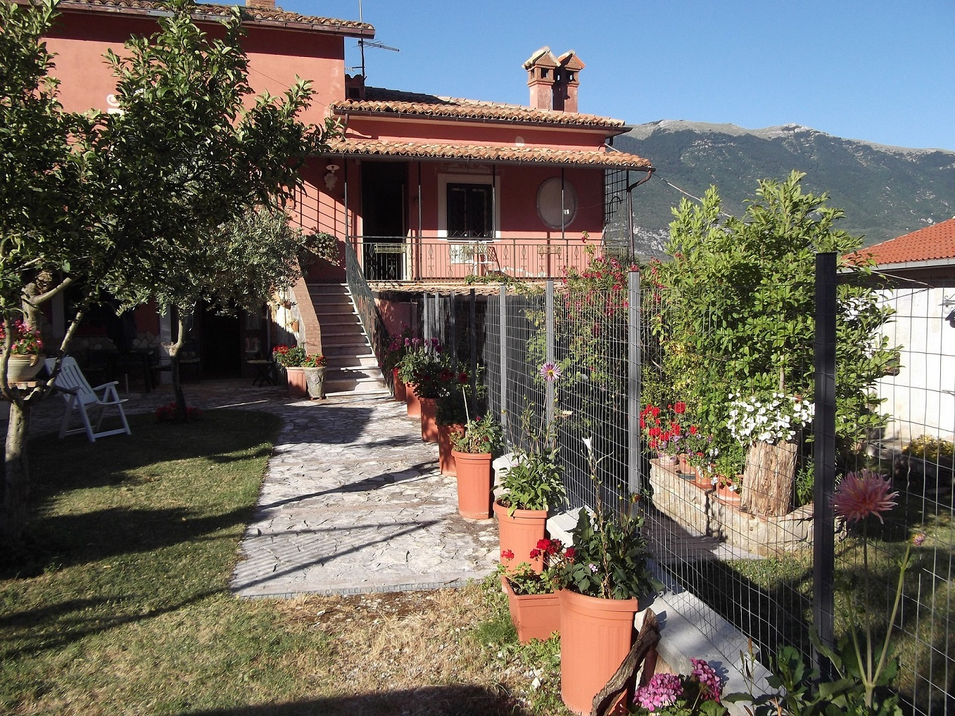 Country house 120 sq m