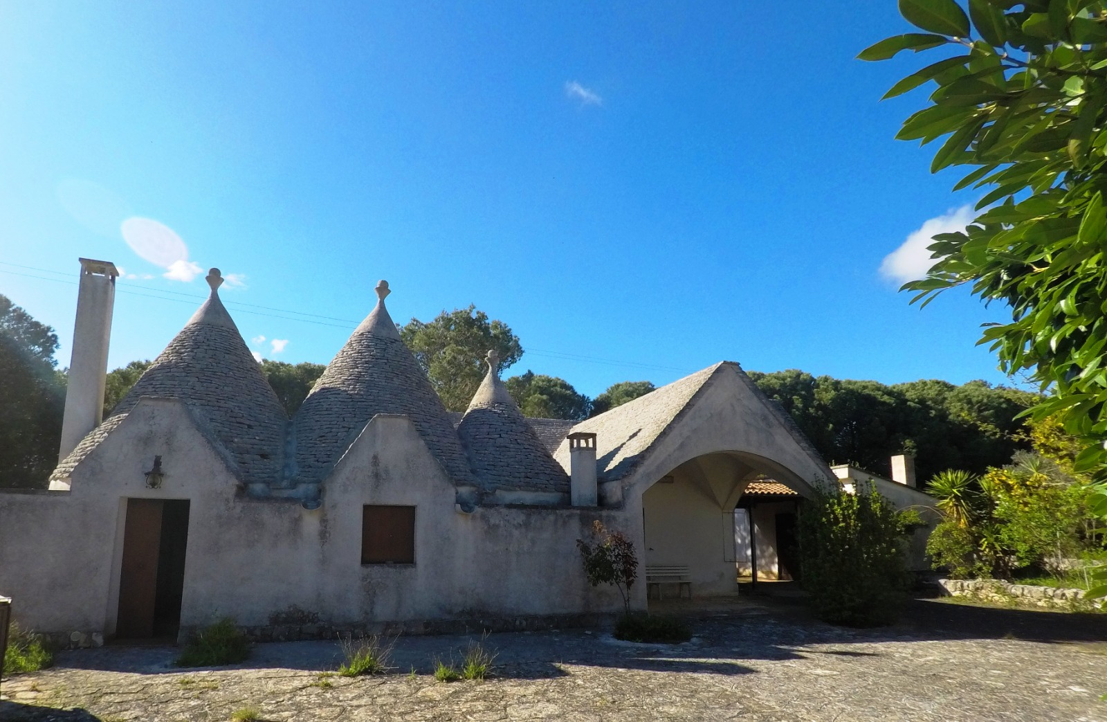 Casa di campagna 80 m²