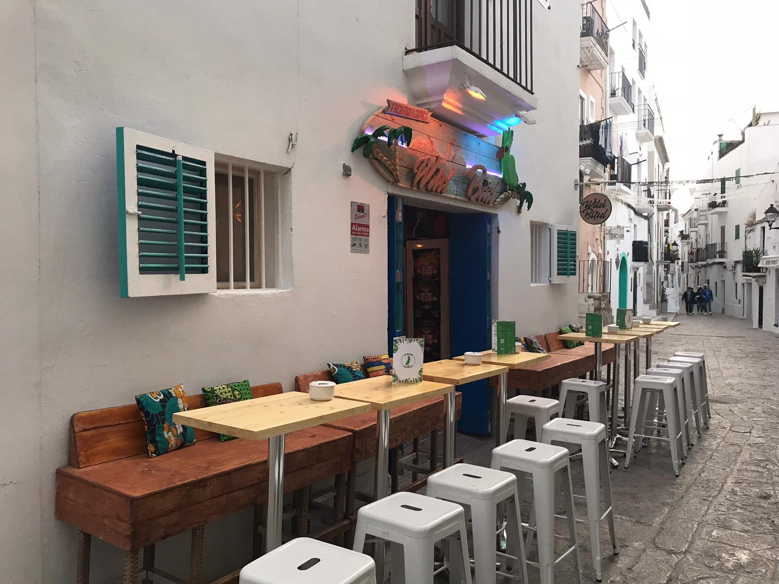 Restaurante 50 m²