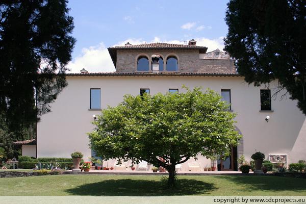Villa storica 830 m²