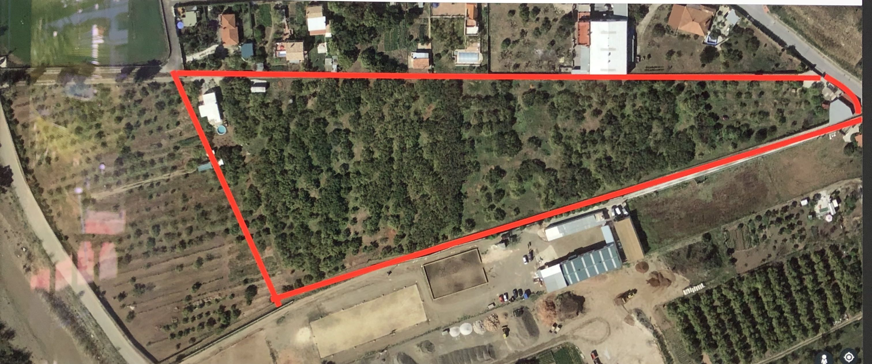 Tierra agrícola 22732 m²