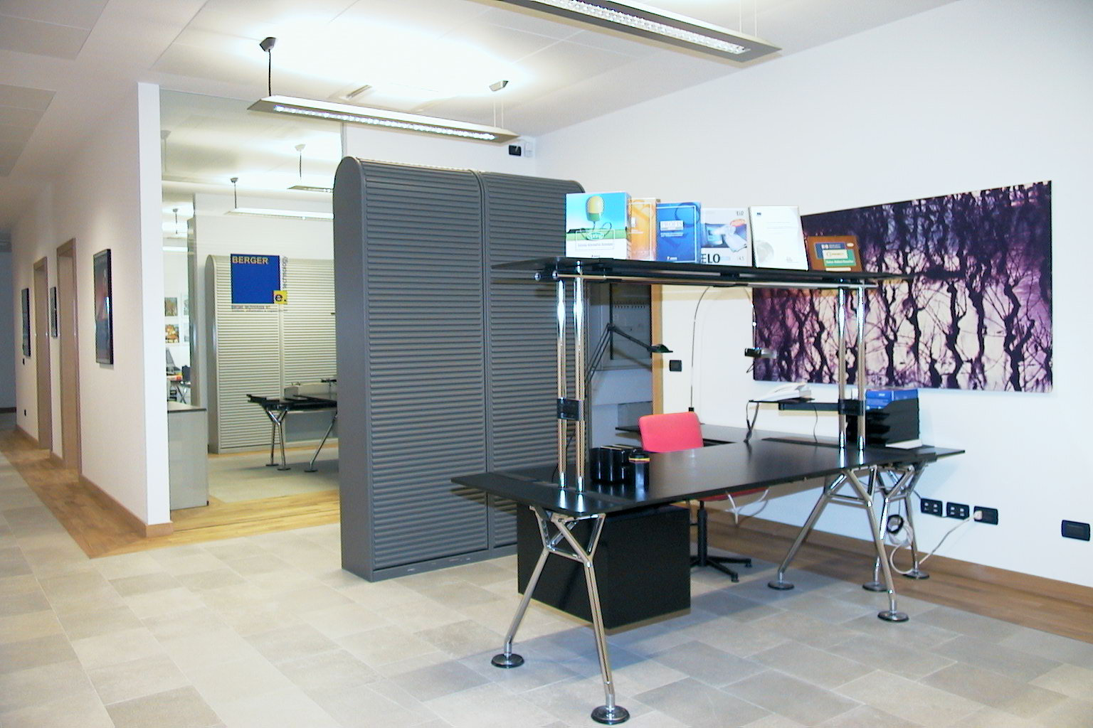 Offices 630 sq m
