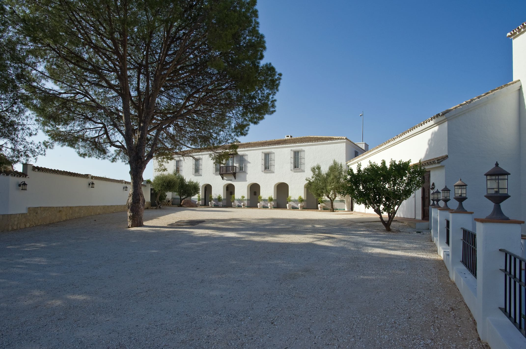 House villa 2450 sq m