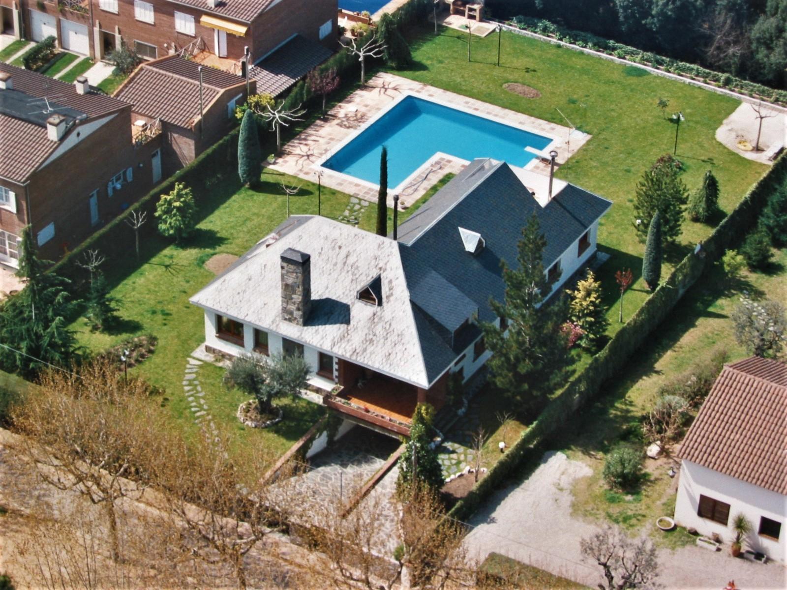 Casa 371 m²